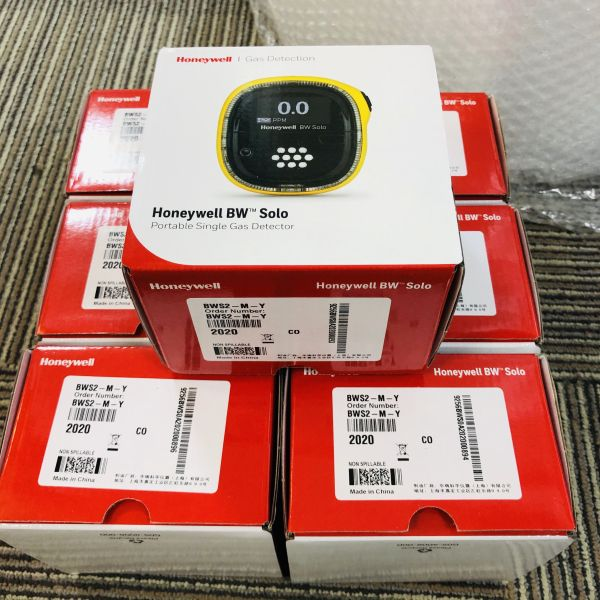 Honeywell BW Solo Single-Gas Detector